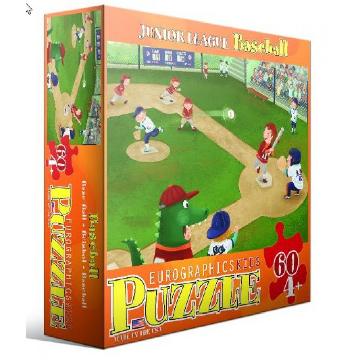 eurographics-baseball-juniorsliga, 9.95 EUR @ planet-puzzles-deutschland