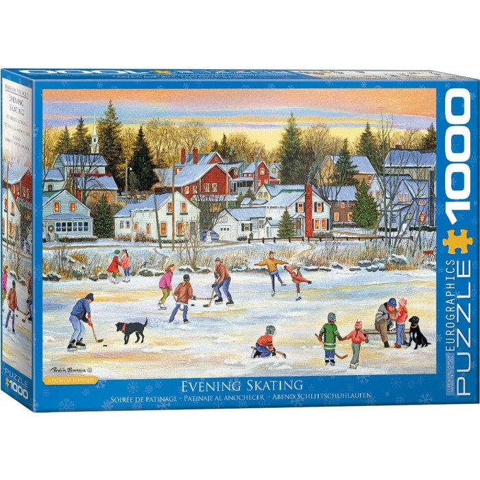 eurographics-evening-skating, 14.95 EUR @ planet-puzzles-deutschland