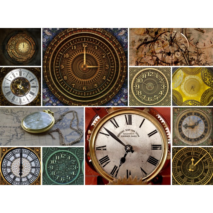 puzzle-michele-wilson-holzpuzzle-collages-clocks