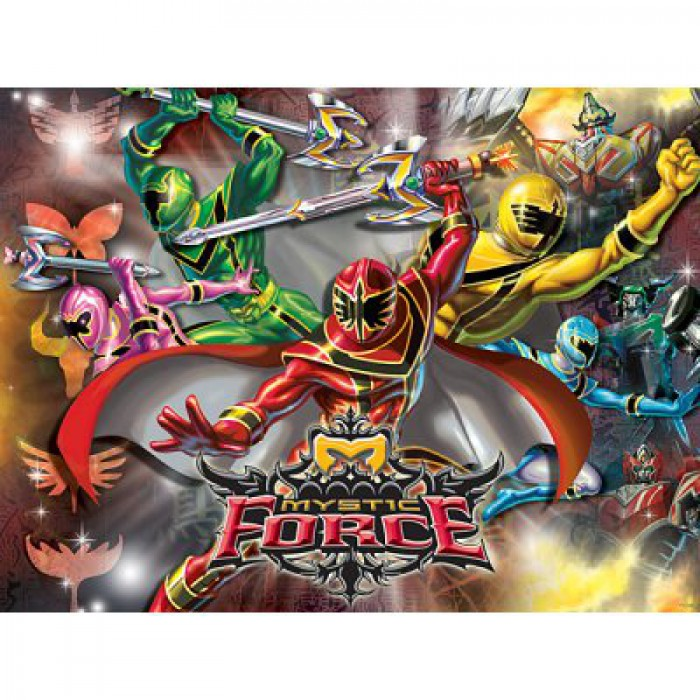 ravensburger-puzzle-100-teile-xxl-power-ranger-mystic-force