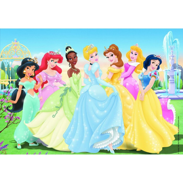 ravensburger-disney-prinzessinnen, 10.95 EUR @ planet-puzzles-deutschland