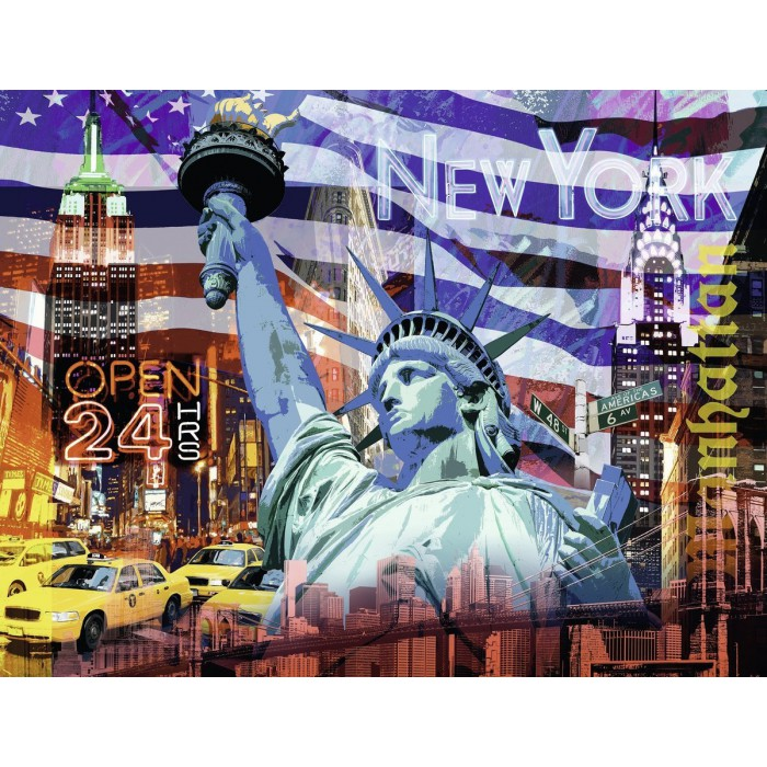 ravensburger-new-york-collage