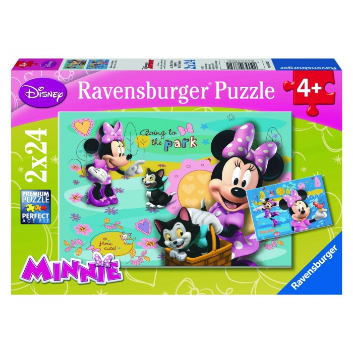 ravensburger-2-puzzles-minnie-mouse