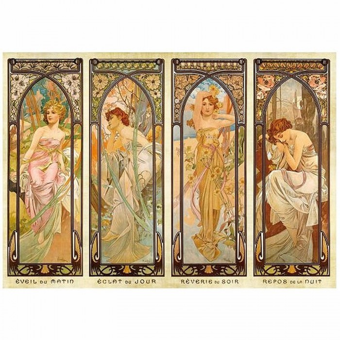 dtoys-alphonse-mucha-die-momente-des-tages