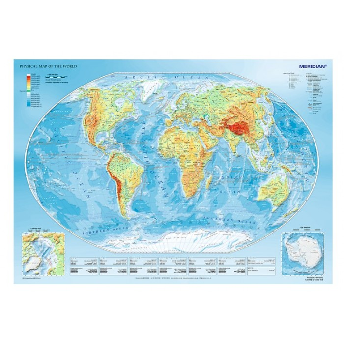 trefl-physical-map-of-the-world