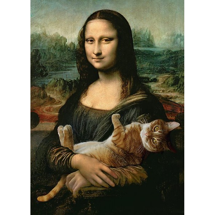 trefl-mona-lisa-and-purring-kitty