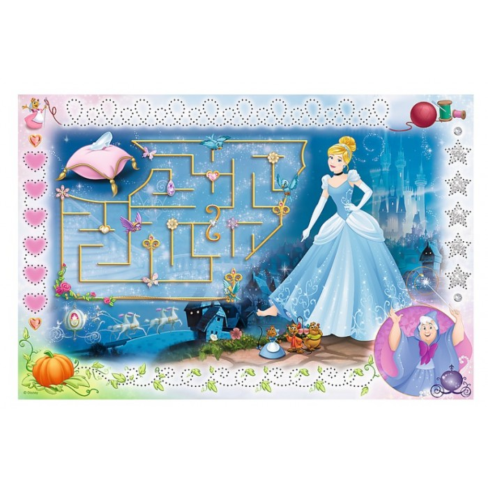 trefl-disney-princess-puzzle-magic-marker