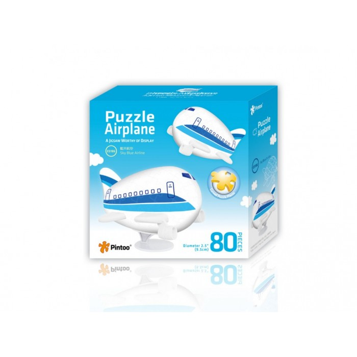 pintoo-3d-airplane-puzzle-sky-blue-airline