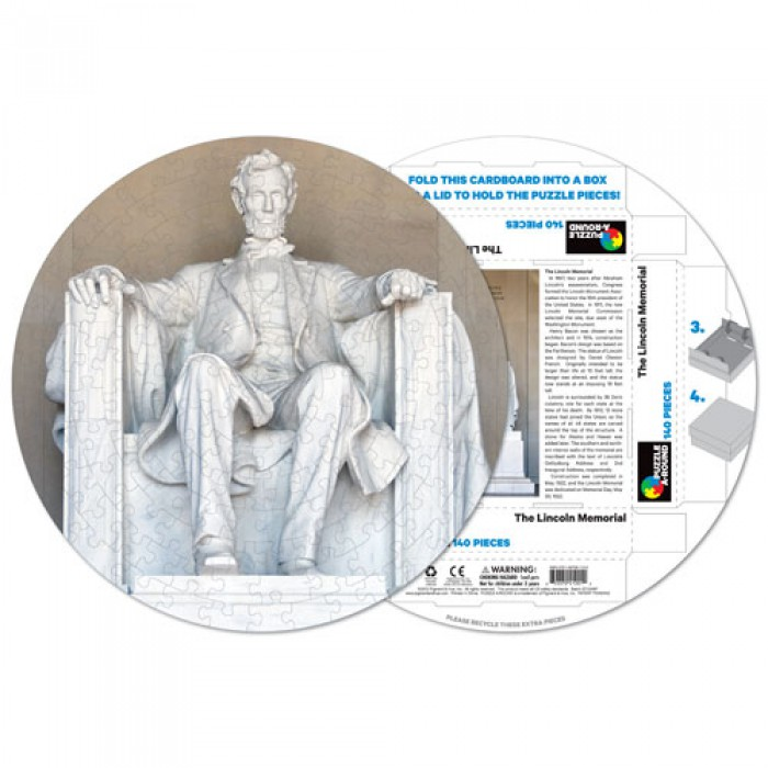 pigment-hue-inc-fertiges-rundpuzzle-lincoln-memorial