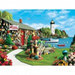 Puzzle  Master-Pieces-31543 XXL Teile - Lobster Bay