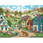 Puzzle  Master-Pieces-31743 Heartland - Double Dip