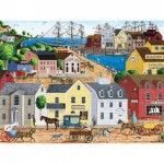 Puzzle  Master-Pieces-31809 XXL Teile - Home Port