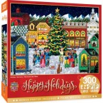 Puzzle  Master-Pieces-32154 XXL Teile - Holiday Harmony