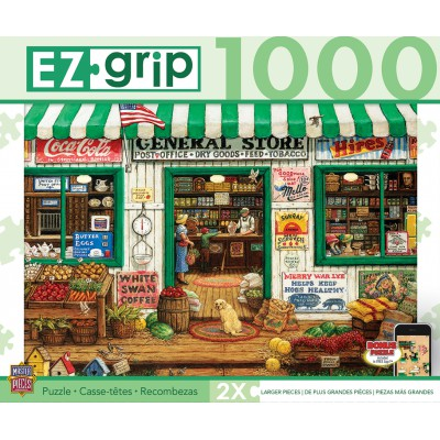 Puzzle Master-Pieces-71550 XXL Teile - General Store