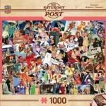 Puzzle  Master-Pieces-71622 Norman Rockwell - Saturday Evening Post