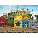 Puzzle  Master-Pieces-71625 Crows Nest Harbor