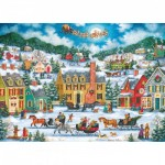 Puzzle   Christmas Eve Fly By