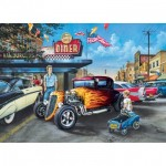 Puzzle   Hot Rods and Milkshakes