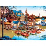 Puzzle   Peaceful Easy Evening