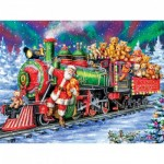 Puzzle   XXL Teile - North Pole Delivery
