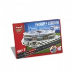 Nanostad-Arsenal Nanostad 3D Puzzle - Emirates Stadium, Arsenal