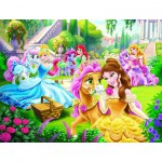 Puzzle  Nathan-86333 Disney Palace - Haustiere