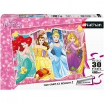 Puzzle  Nathan-86382 Disney Princess