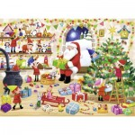 Puzzle  Nathan-86622 Santa's Workshop