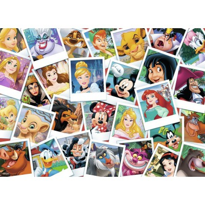 Puzzle Nathan-86737 Disney: Foto-Collage