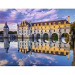 Puzzle  Nathan-87880 Schloss Chenonceau