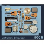 Puzzle  New-York-Puzzle-CO117 XXL Teile - Instrument Collection