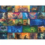 Puzzle   Harry Potter Collage