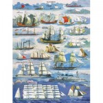 Puzzle   Ships - Navires