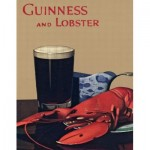 Puzzle  New-York-Puzzle-GU2050 Guinness and Lobster Mini