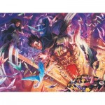 Puzzle  New-York-Puzzle-HP1717 XXL Teile - Harry Potter - Flying Keys