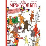 Puzzle  New-York-Puzzle-NY027 XXL Teile - The New Yorker - Best in Show