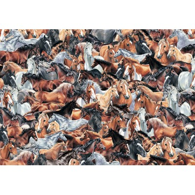 Otter-House-Puzzle-72928 Impossible Puzzle - Horses
