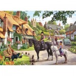 Puzzle  Otter-House-Puzzle-74221 Country Life