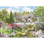 Puzzle  Otter-House-Puzzle-75835 Country Cottage