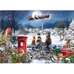 Puzzle   Christmas Delivery