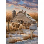 Puzzle  Cobble-Hill-51809 Rosemary Millette - Rural Route
