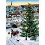 Puzzle  Cobble-Hill-51852 Persis Clayton Weirs: Village Tree