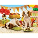 Puzzle  Cobble-Hill-54353-80050 XXL Teile - Every Dog Has Its Day
