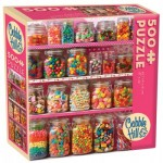 Puzzle  Cobble-Hill-57219 XXL Teile - Candy Shelf