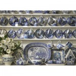 Puzzle  Cobble-Hill-80064 China Hutch