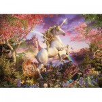 Puzzle  Cobble-Hill-80232 Unicorn