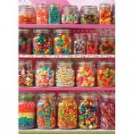 Puzzle  Cobble-Hill-85011 XXL Teile - Candy Shelf