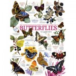 Puzzle   Butterfly Collection