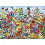Puzzle   Butterfly Garden