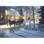 Puzzle   Horse-Drawn Buggy